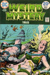 Cover for Weird Mystery Tales (DC, 1972 series) #10
