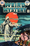 Cover for Weird Mystery Tales (DC, 1972 series) #11