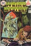 Cover for Weird Mystery Tales (DC, 1972 series) #13