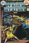 Cover for Weird Mystery Tales (DC, 1972 series) #15