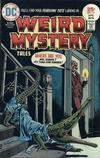 Cover for Weird Mystery Tales (DC, 1972 series) #17