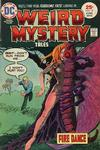 Cover for Weird Mystery Tales (DC, 1972 series) #19