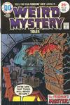 Cover for Weird Mystery Tales (DC, 1972 series) #20
