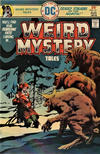 Cover for Weird Mystery Tales (DC, 1972 series) #21