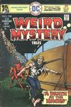 Cover for Weird Mystery Tales (DC, 1972 series) #22