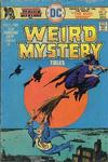 Cover for Weird Mystery Tales (DC, 1972 series) #23