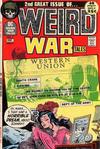 Cover for Weird War Tales (DC, 1971 series) #2