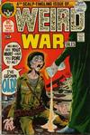 Cover for Weird War Tales (DC, 1971 series) #4
