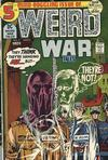 Cover for Weird War Tales (DC, 1971 series) #5
