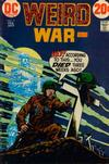Cover for Weird War Tales (DC, 1971 series) #11