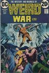Cover for Weird War Tales (DC, 1971 series) #16