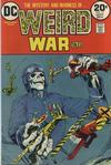 Cover for Weird War Tales (DC, 1971 series) #17
