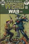 Cover for Weird War Tales (DC, 1971 series) #18
