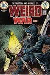 Cover for Weird War Tales (DC, 1971 series) #21