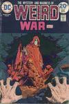 Cover for Weird War Tales (DC, 1971 series) #24
