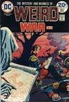 Cover for Weird War Tales (DC, 1971 series) #25