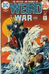 Cover for Weird War Tales (DC, 1971 series) #27
