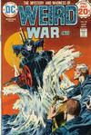 Cover for Weird War Tales (DC, 1971 series) #27