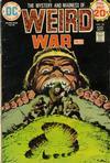 Cover for Weird War Tales (DC, 1971 series) #28