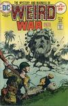 Cover for Weird War Tales (DC, 1971 series) #34
