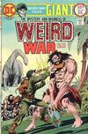 Cover for Weird War Tales (DC, 1971 series) #36