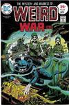 Cover for Weird War Tales (DC, 1971 series) #39