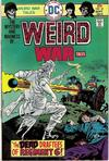Cover for Weird War Tales (DC, 1971 series) #41