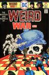 Cover for Weird War Tales (DC, 1971 series) #43