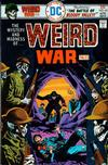 Cover for Weird War Tales (DC, 1971 series) #45