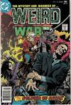 Cover for Weird War Tales (DC, 1971 series) #54