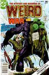 Cover for Weird War Tales (DC, 1971 series) #55
