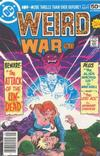 Cover for Weird War Tales (DC, 1971 series) #67