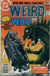 Cover for Weird War Tales (DC, 1971 series) #68