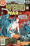 Cover for Weird War Tales (DC, 1971 series) #71