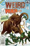 Cover for Weird War Tales (DC, 1971 series) #74