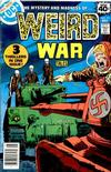Cover for Weird War Tales (DC, 1971 series) #75