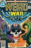 Cover for Weird War Tales (DC, 1971 series) #77