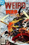 Cover for Weird War Tales (DC, 1971 series) #78