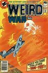 Cover for Weird War Tales (DC, 1971 series) #80