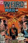 Cover for Weird War Tales (DC, 1971 series) #84