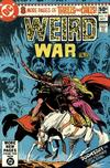 Cover for Weird War Tales (DC, 1971 series) #92 [Direct]