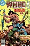 Cover for Weird War Tales (DC, 1971 series) #95 [Newsstand]