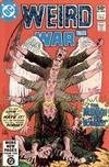 Cover for Weird War Tales (DC, 1971 series) #96 [Direct Sales]