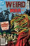 Cover Thumbnail for Weird War Tales (1971 series) #107 [Newsstand]