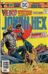 Cover for Weird Western Tales (DC, 1972 series) #34