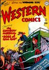 Cover for Western Comics (DC, 1948 series) #1