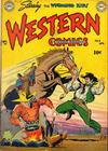 Cover for Western Comics (DC, 1948 series) #8