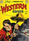 Cover for Western Comics (DC, 1948 series) #10