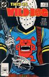 Cover for Wild Dog (DC, 1987 series) #1 [Direct]