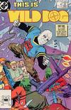 Cover for Wild Dog (DC, 1987 series) #2 [Direct]